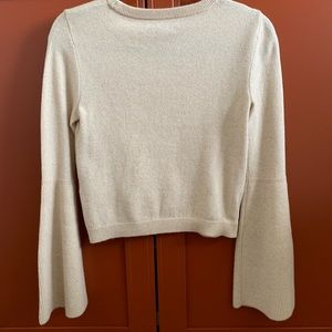 Alice + Olivia Sweaters - Alice and Olivia Parson Bell Sleeve Sweater